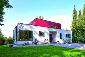 Max-Haus - Max-Haus Design S Außenansicht Eingang
