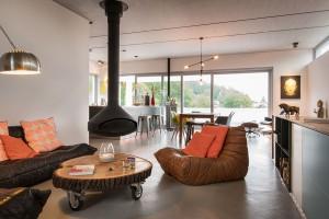 Kosima Haus Architektenhaus - Wohnbereich