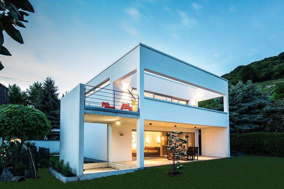 Kosima haus architektenhaus jetzt auf haus des jahres 2018 for Architektenhaus modern