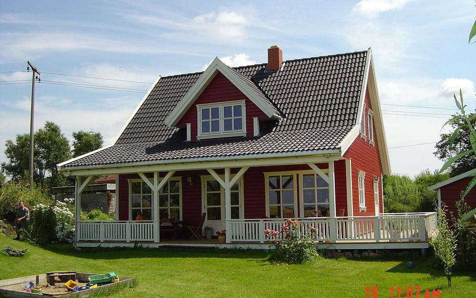 Akost GmbH - Haus Arne 100 Garten