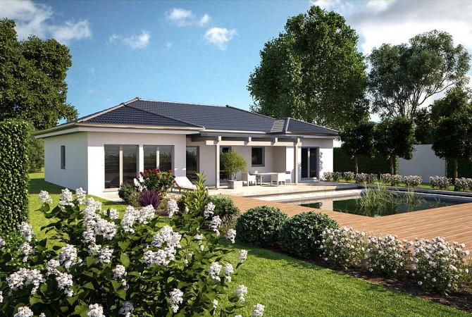 Bärenhaus Haus ONE139 - Terrasse