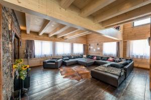 Fullwood - Haus Luzern - Wohnbereich