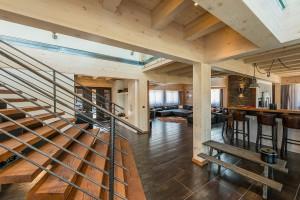 Fullwood - Haus Luzern - Blick in Wohnbereich