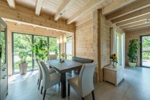 Fullwood - Haus Mittelfranken - Essbereich