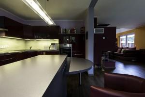 HS Massivhaus Haus Borkwalde - Küche