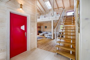Leonwood Haus Falcon Grey - Flur