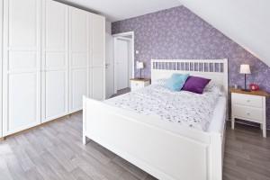 Heinz von Heiden - Haus Modicus Schlafzimmer