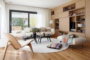 Schwörer Haus - Haus Energiewürfel - Wohnbereich