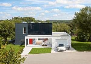 Schwörer Haus - Haus Energiewürfel
