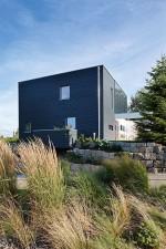 Schwörer Haus - Haus Energiewürfel -Außenansicht