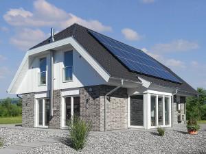 Danhaus Plus-Energiehaus GLÜCKSBURG