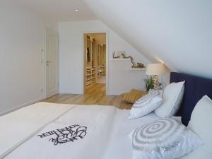 Danhaus Plus-Energiehaus GLÜCKSBURG - Schlafzimmer