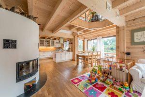 Fullwood Wohnblockhaus - Haus Am Mühlenteich - Wohnbereich