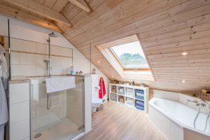 Fullwood Wohnblockhaus - Haus Am Mühlenteich - Badezimmer