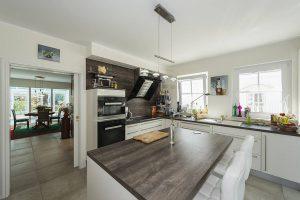 Roth Massivhaus - Stadtvilla Messina - Küche
