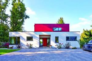 Max-Haus - Max-Haus Design S Außenansicht Eingang2