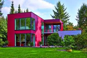 Max-Haus - Max-Haus Design S Außenansicht Garten