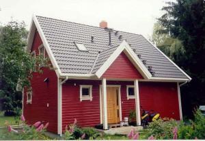 Akost GmbH - Haus Arne 100 Eingang