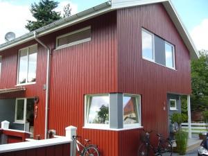 Akost Haus Hardangerfjord - Fassade