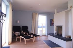 Akost Haus Hardangerfjord - Blick Richtung Wohnbereich