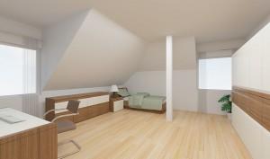 FIBAV Landhaus Sommersdorf - Kinderzimmer 2