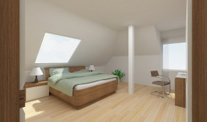 FIBAV Landhaus Sommersdorf - Schlafzimmer