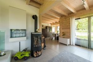Fullwood - Haus Mittelfranken - Kamin