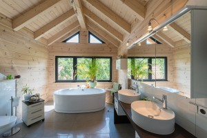 Fullwood - Haus Mittelfranken - Bad