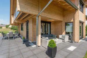 Fullwood - Haus Mittelfranken - Terrasse