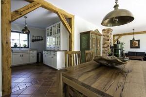 HS Massivhaus Haus Senzig - Küche & Essbereich