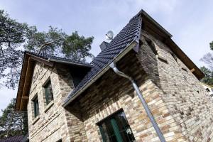 HS Massivhaus Haus Senzig - Dach