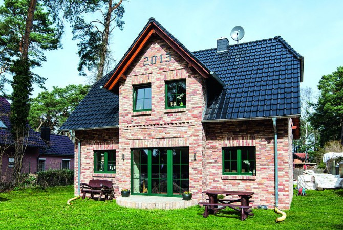 HS Massivhaus Haus Senzig