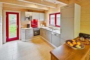 Leonwood Haus Falcon Grey Küche