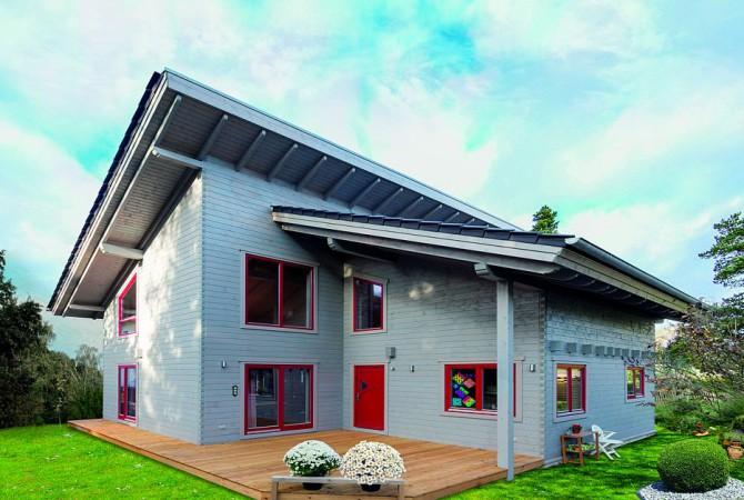 Leonwood Haus Falcon Grey