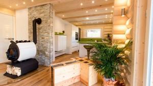 Leonwood Haus Mikado Bullerjan-Holzofen