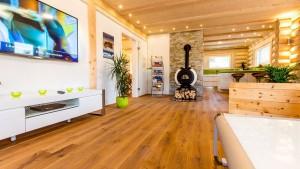 Leonwood Haus Mikado Wohnbereich
