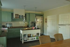 Max-Haus Südstaatenfeeling Küche