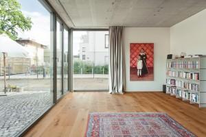 Kosima Haus - Architektenhaus - Innenbereich