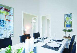 Danhaus - Haus Falster - Essbereich