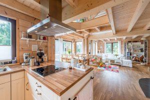 Fullwood Wohnblockhaus - Haus Am Mühlenteich - Küche