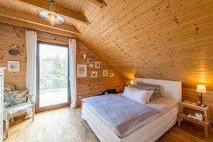 Fullwood Wohnblockhaus - Haus Am Mühlenteich - Schlafzimmer