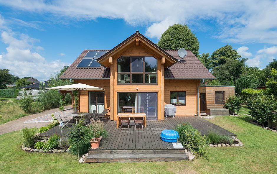 Fullwood Wohnblockhaus - Haus Am Mühlenteich