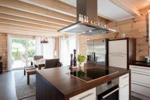 Fullwood - Haus Rheinglück - Küche