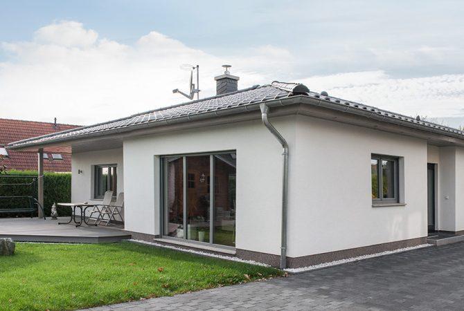 DEKO Hausbau GmbH, DEKO 110 BE, Garten