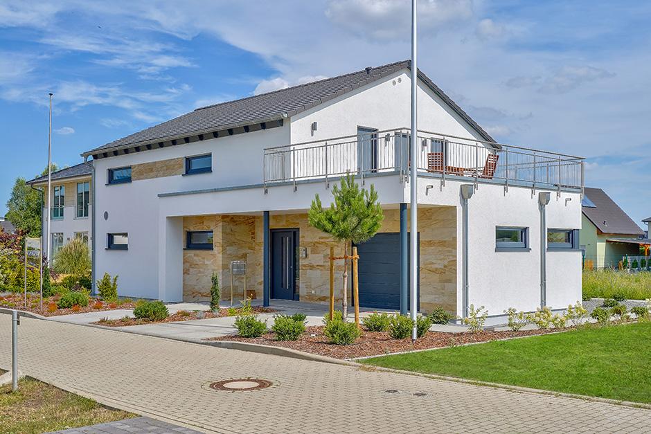 STREIF-Musterhaus-Werder-Aussen
