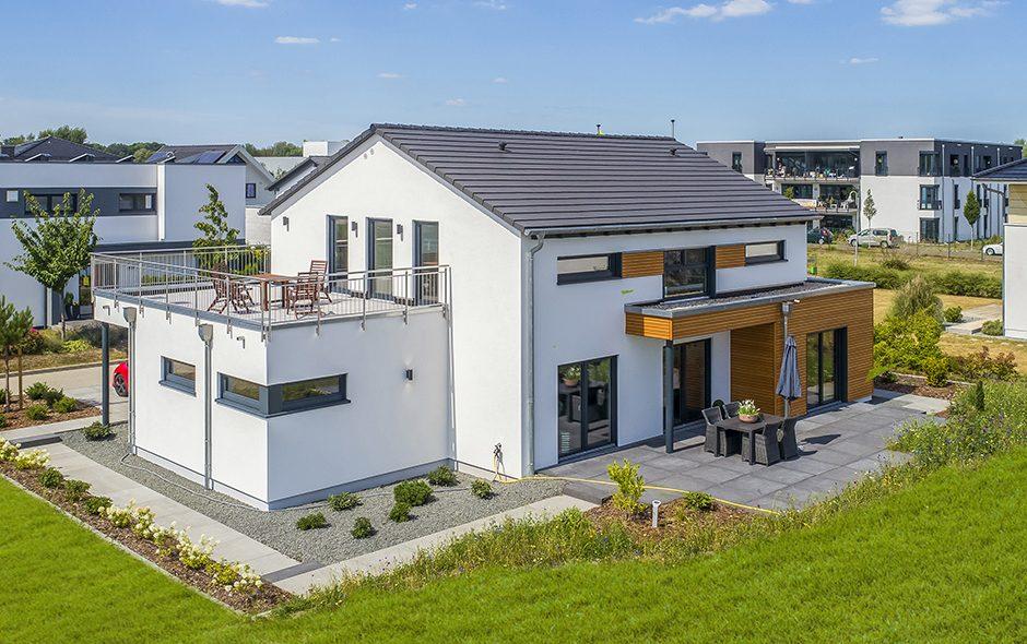 STREIF-Musterhaus-Werder-Garten